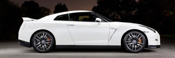 Nissan GT-R Updates