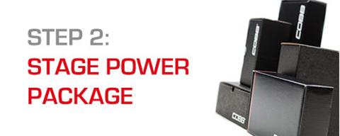 Step 2: Stage Power Package