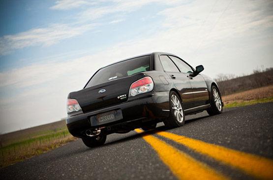 Subaru WRX / STI SS 3