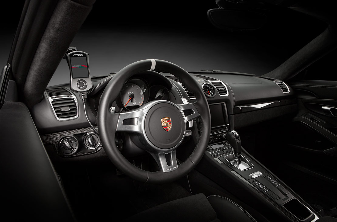 COBB Tuning - Accessport for Porsche 981 Cayman, Boxster / 991.1 Carrera