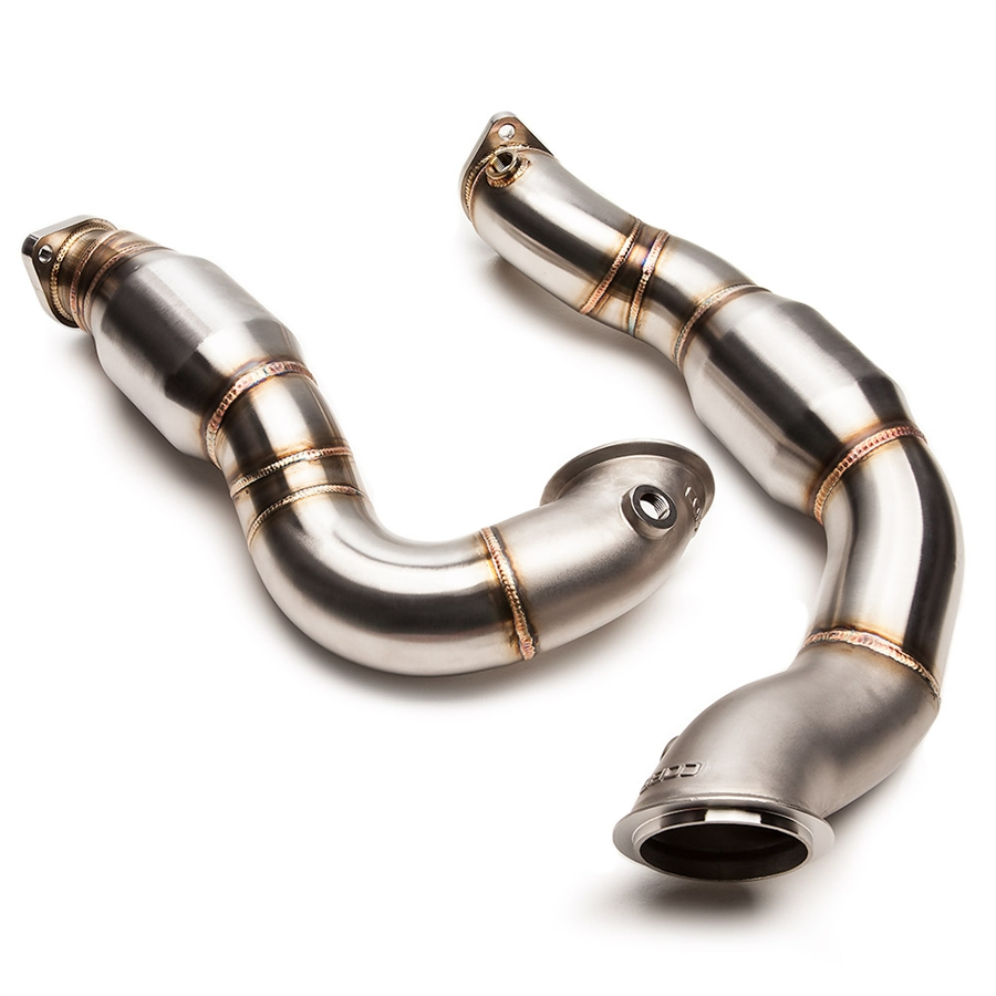 BMW N54 Catted Downpipes
