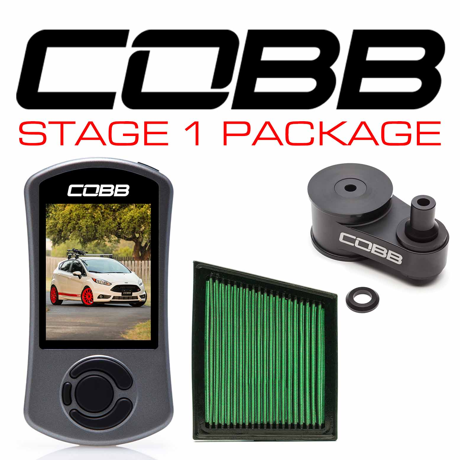 Ford Fiesta ST Stage 1 Power Package w/V3