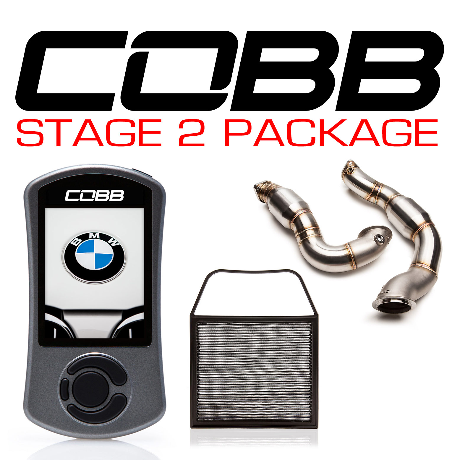 BMW N54 Stage 2 Power Package w/V3
