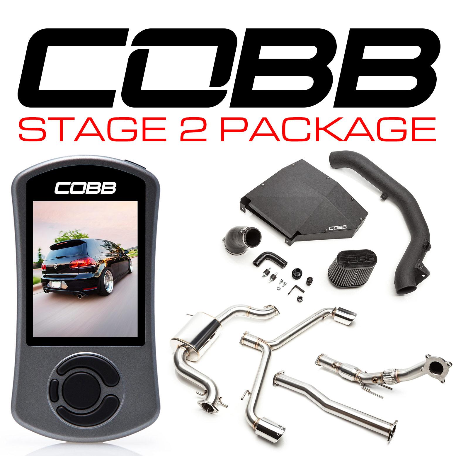 Volkswagen Stage 2 Power Package GTI (Mk6) 2010-2014 USDM