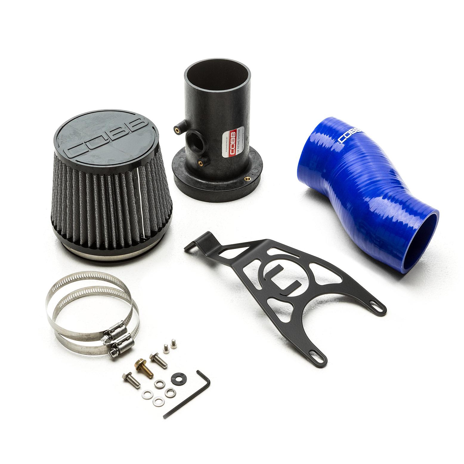 Subaru SF Intake + Airbox