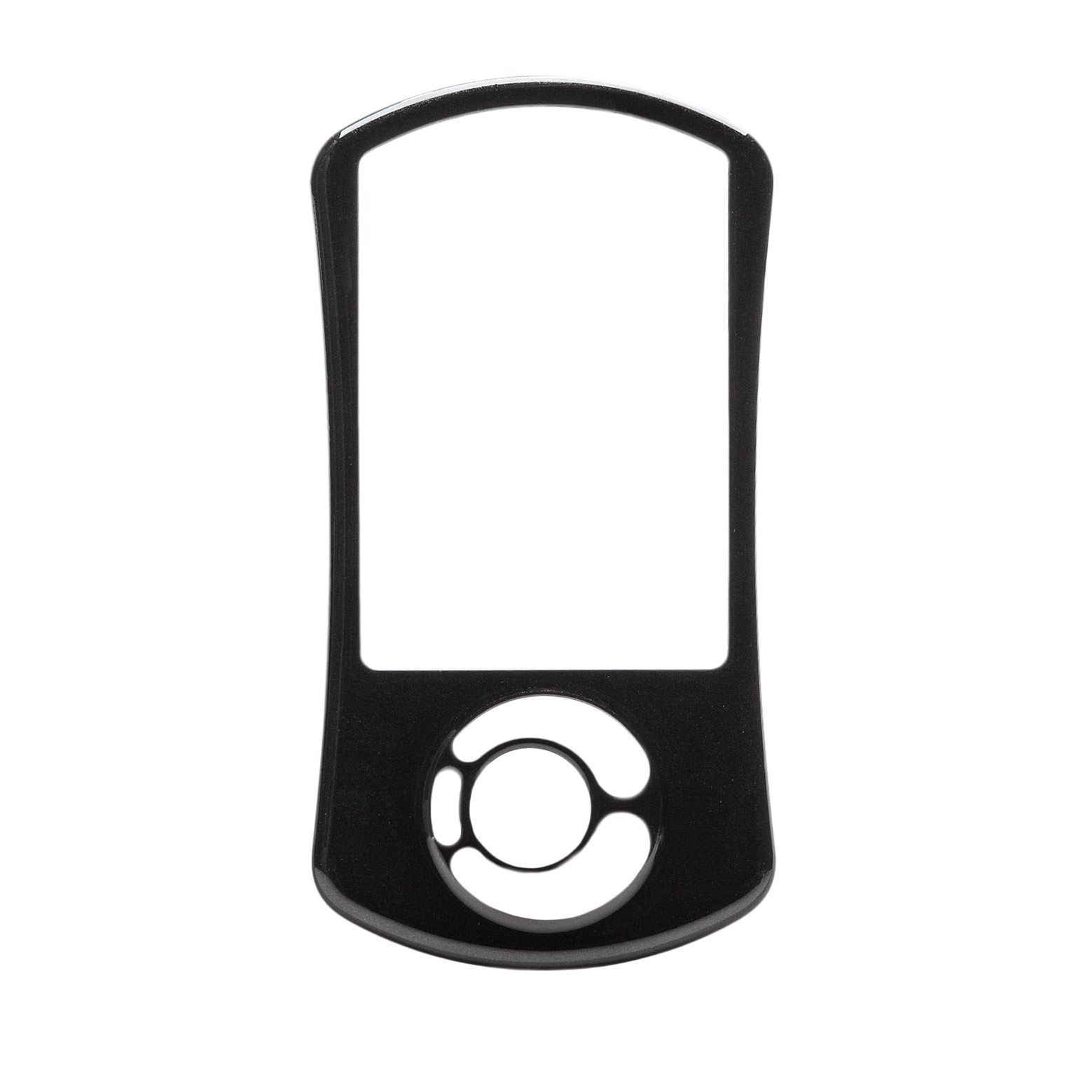 Tuxedo Black Accessport V3 Faceplate