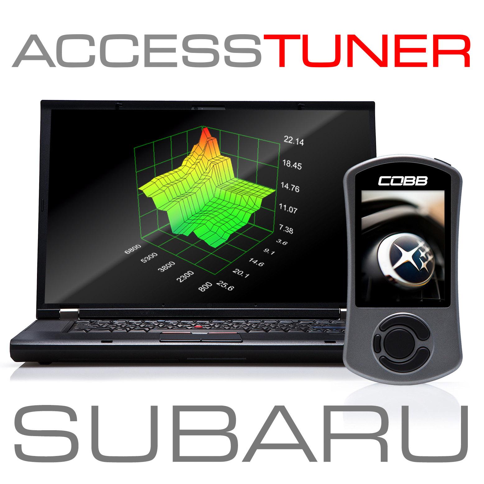 Subaru Accesstuner