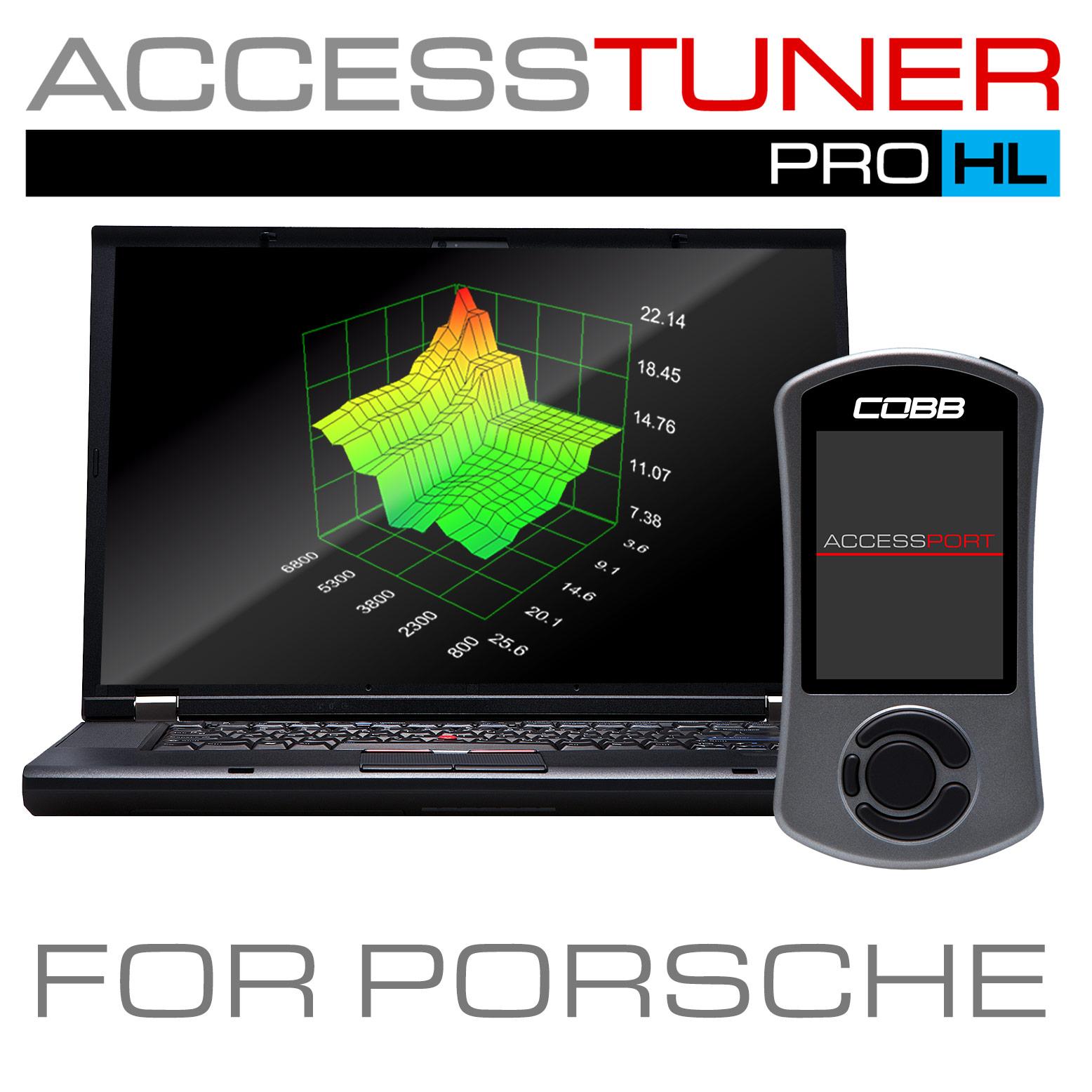 Accesstuner Pro for Porsche