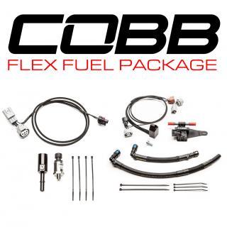 Subaru Flex Fuel Package  - WRX 2008-2014, STI 2008-2017