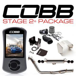 Subaru 08+ STI Hatch Stage 2+ Power Package w/V3