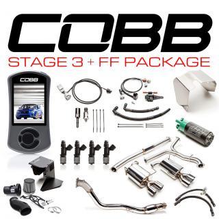 Subaru Stage 3 + FF Power Package STI 2015-2016