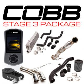 Ford Focus ST Stage 3 Power Package w/V3