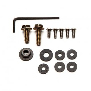 Subaru SF Airbox Hardware Kit