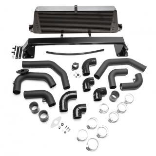 Subaru Front Mount Intercooler Kit (Black) WRX 2008-2014