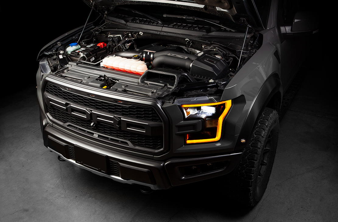 Ford Stage 1+ Power Package with TCM F-150 Ecoboost Raptor / Limited