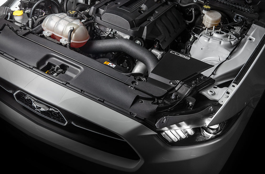 Ford Stage 1+ Power Package Mustang EcoBoost 2015-2018