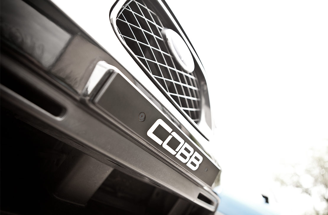 Subaru Of Plano >> COBB Tuning - Subaru Front License Plate Delete