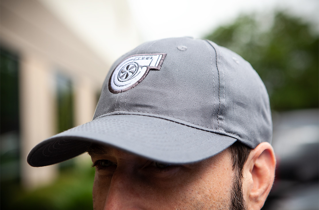 COBB Dad Cap with Turbo Patch