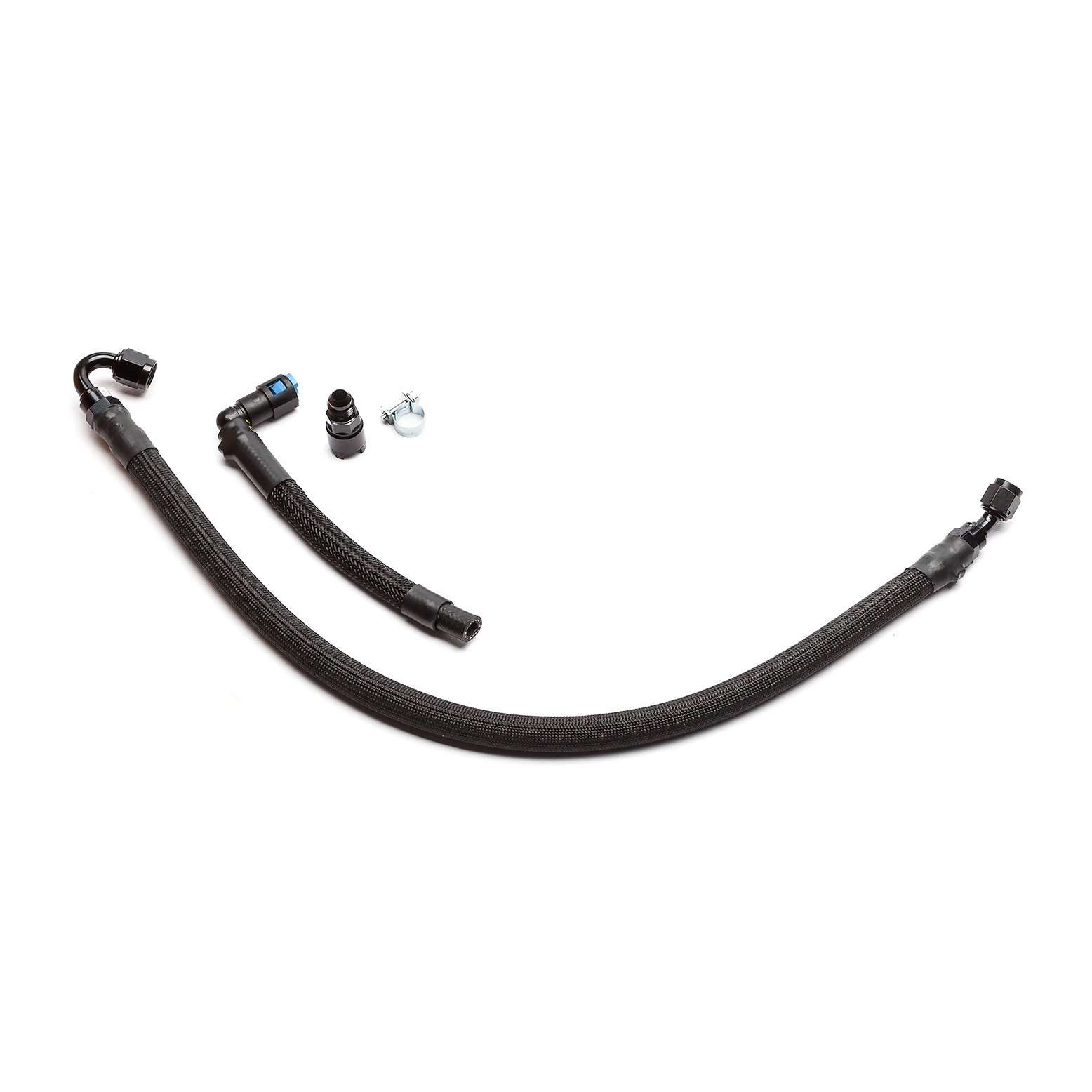 Subaru Fuel Rail Line Kit to Flex Fuel STI 2008-2019