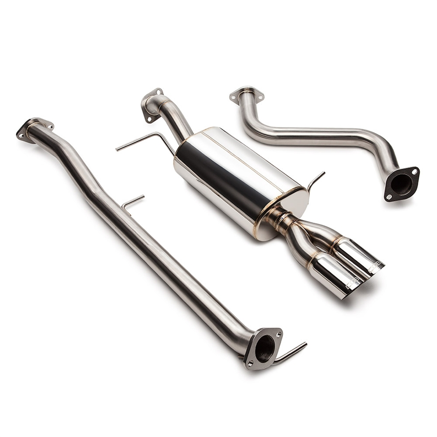 Ford Cat-Back Exhaust System Fiesta ST 2014-2019