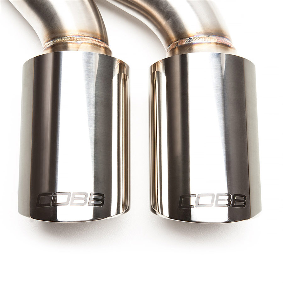 Ford Focus ST Turboback Exhaust System