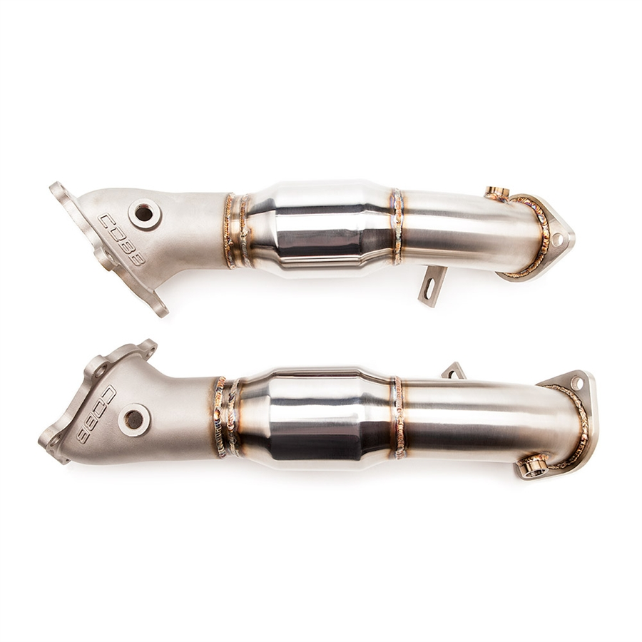 Nissan GT-R Catted Cast Bellmouth Downpipes