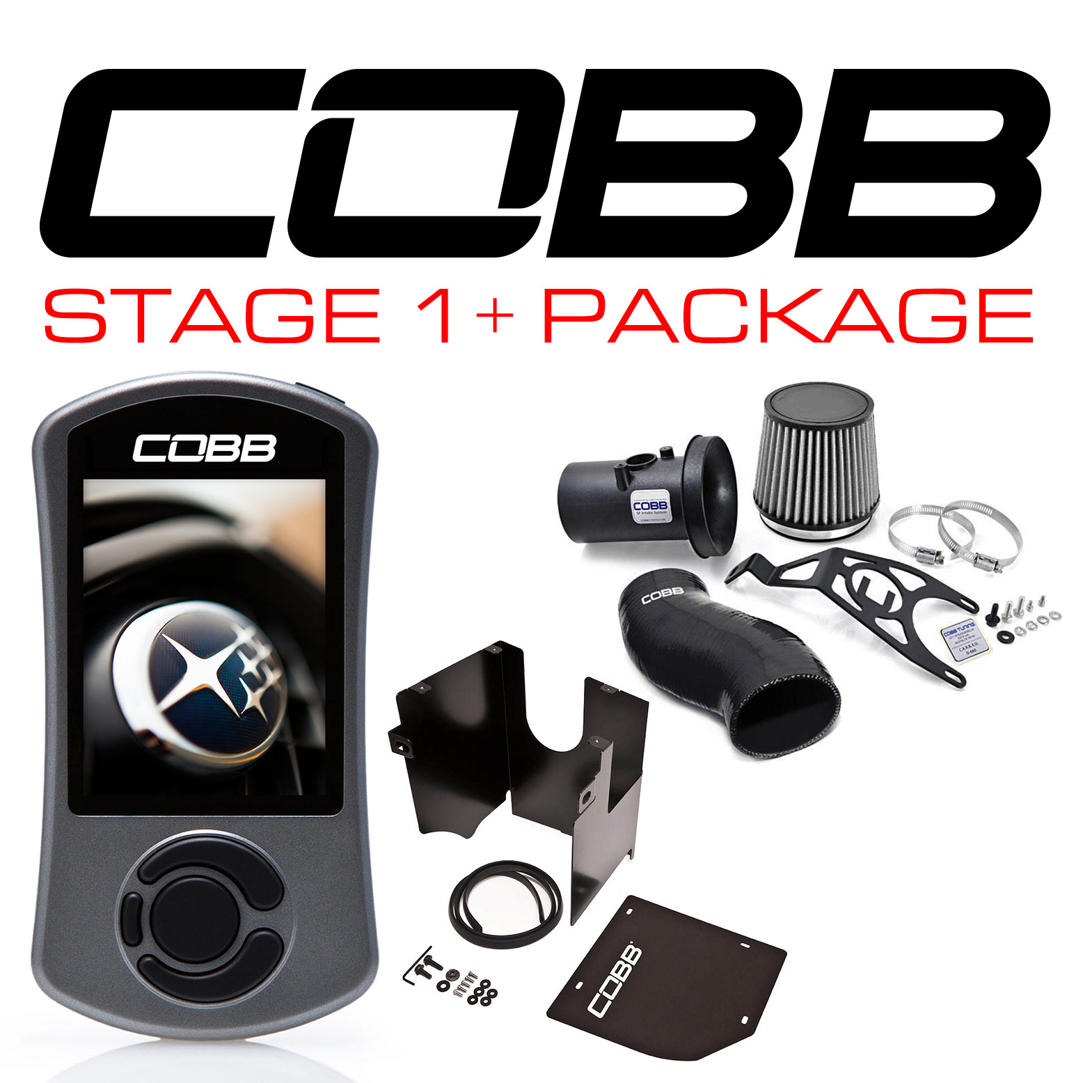 Subaru WRX / STI / FXT Stage 1+ Power Package w/V3