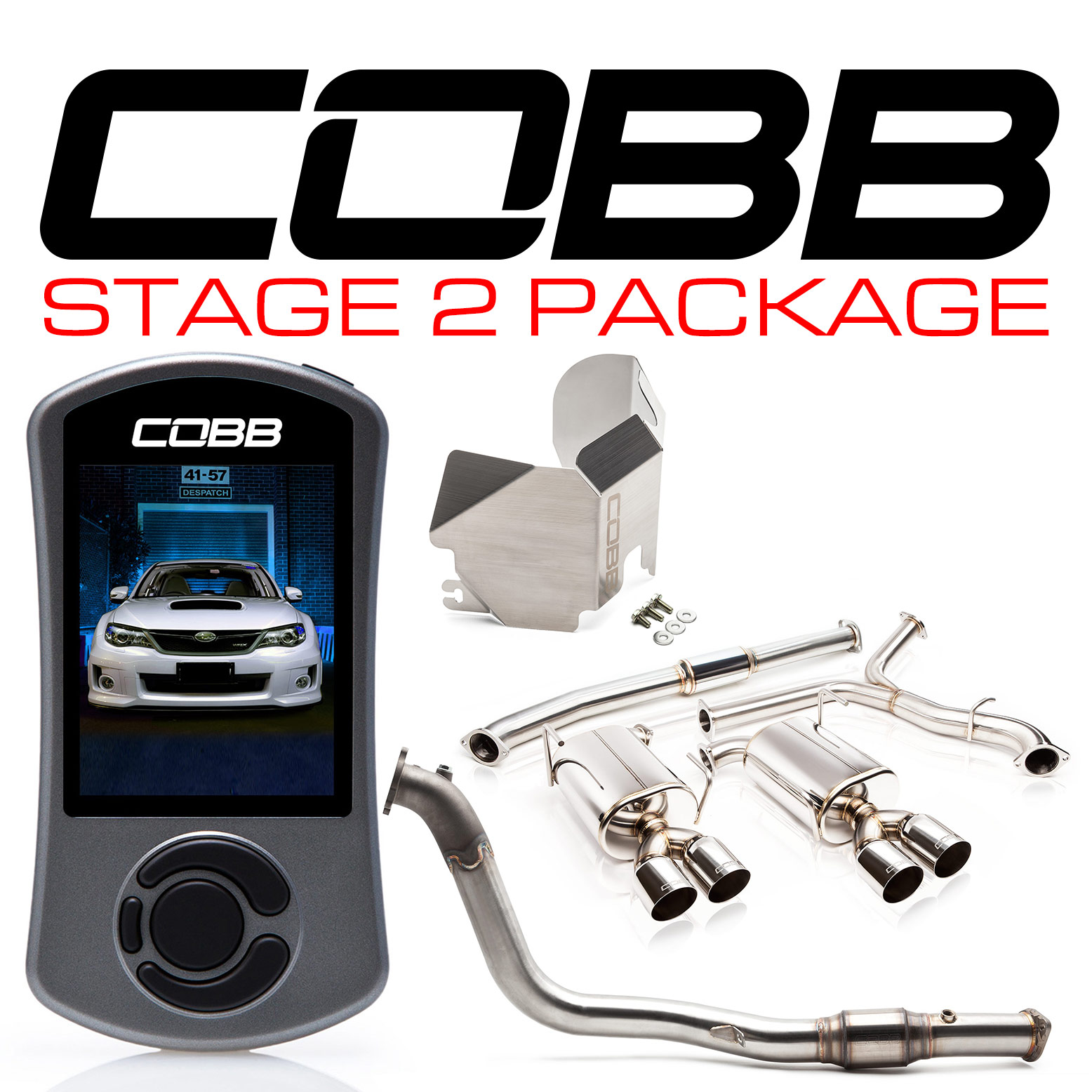 Subaru Stage 2 Power Package WRX Sedan 2011-2014