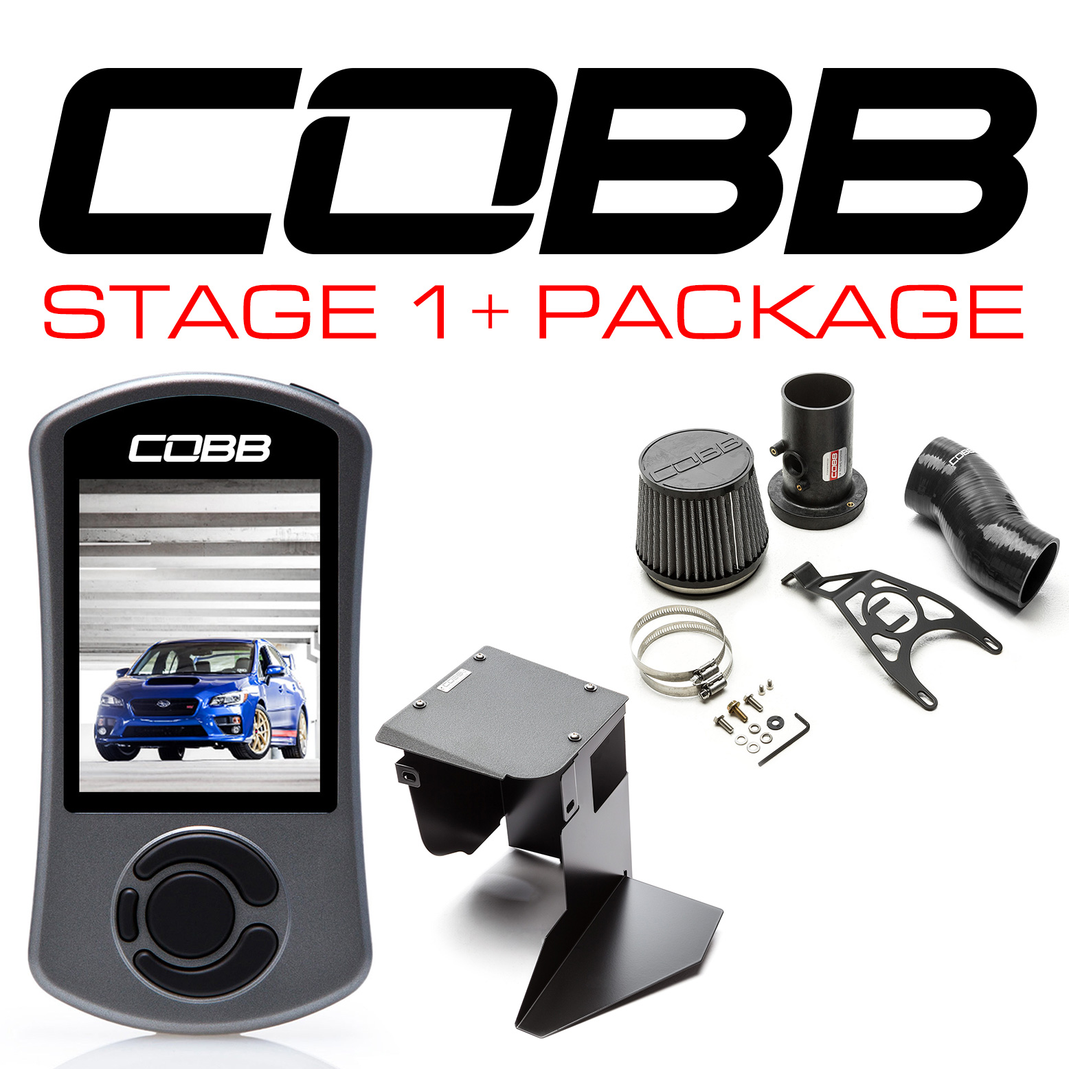 Subaru Australia Stage 1+ Power Package STI 2015-2018