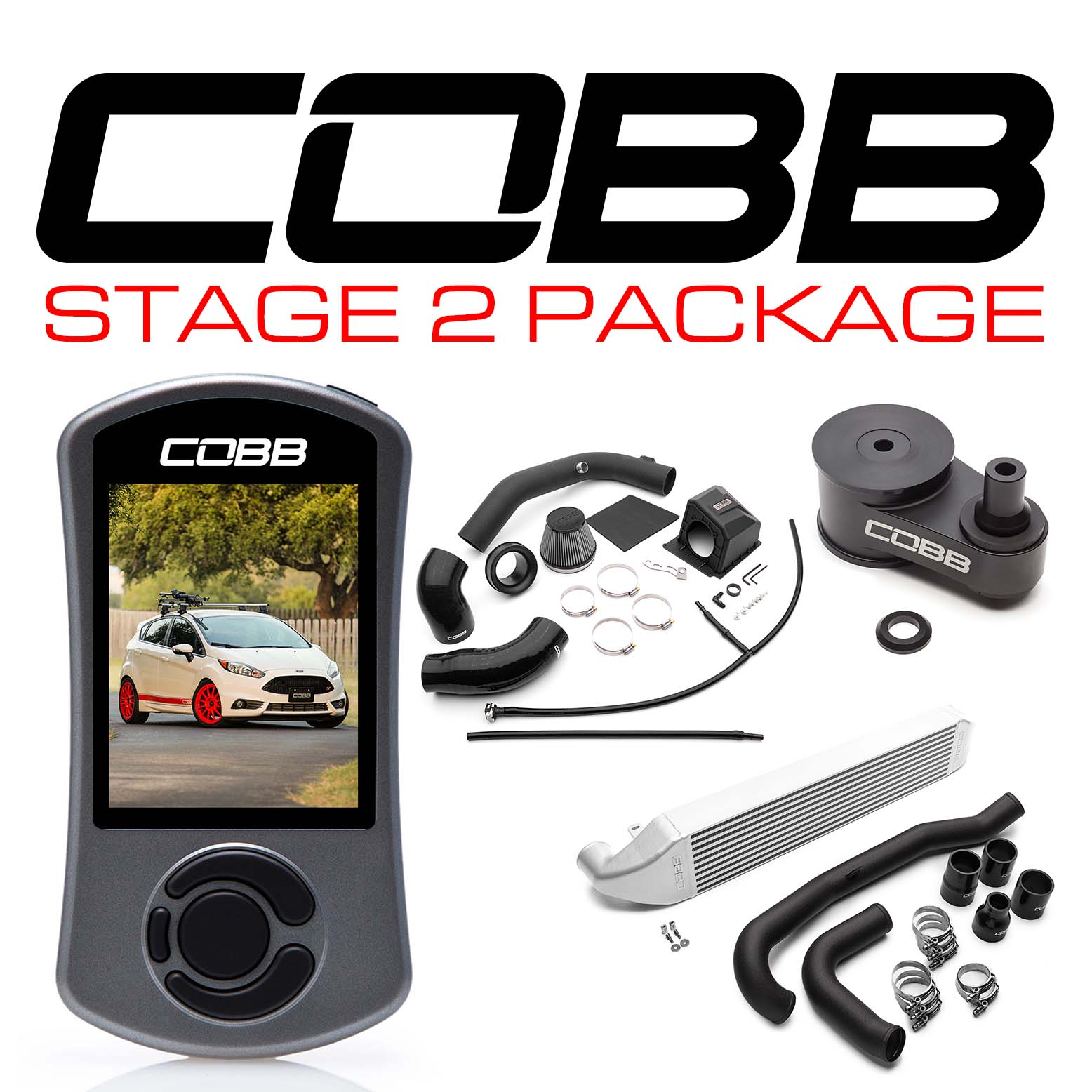 Ford Stage 2 Power Package Fiesta ST 2014-2018