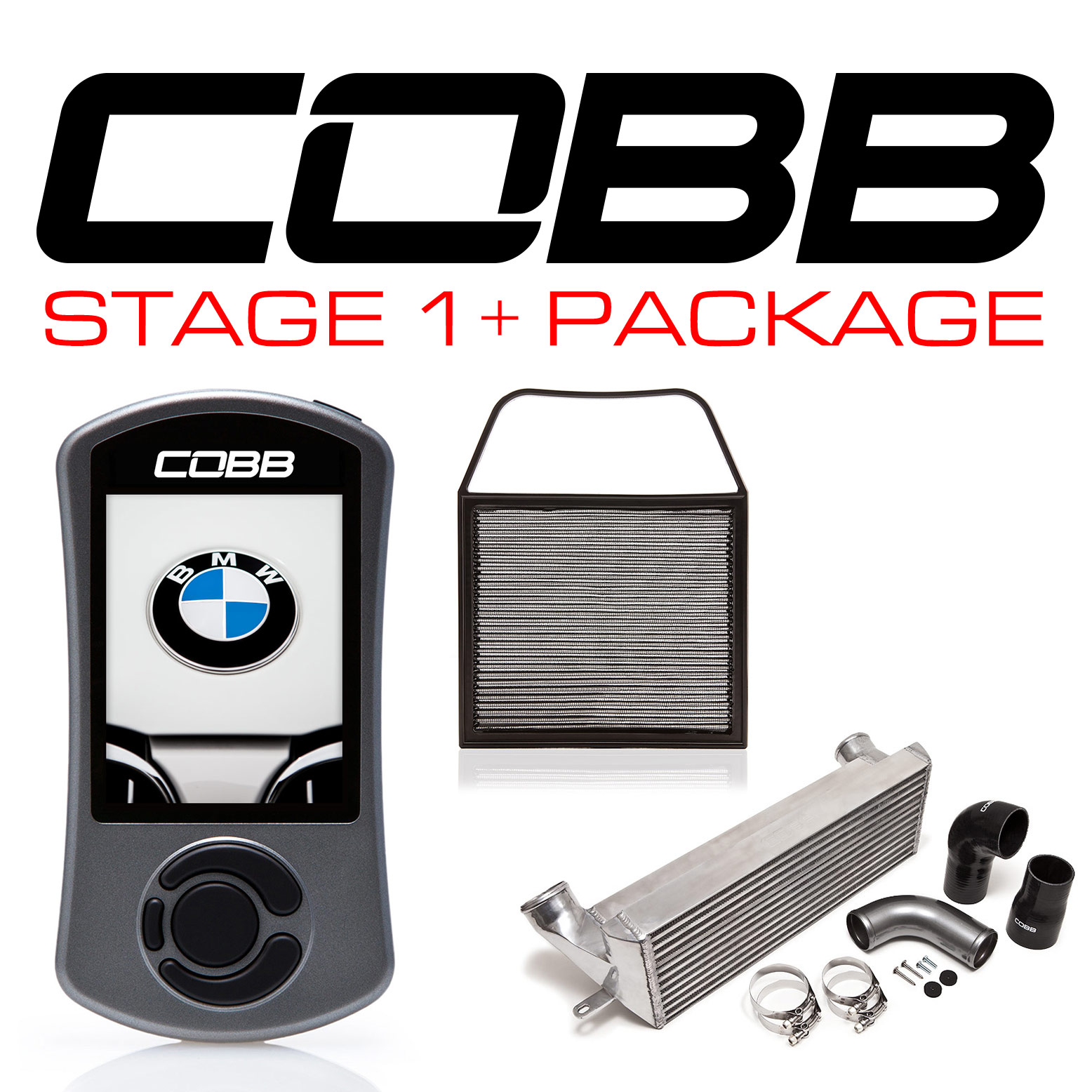 BMW N54 Stage 1+ Power Package w/V3