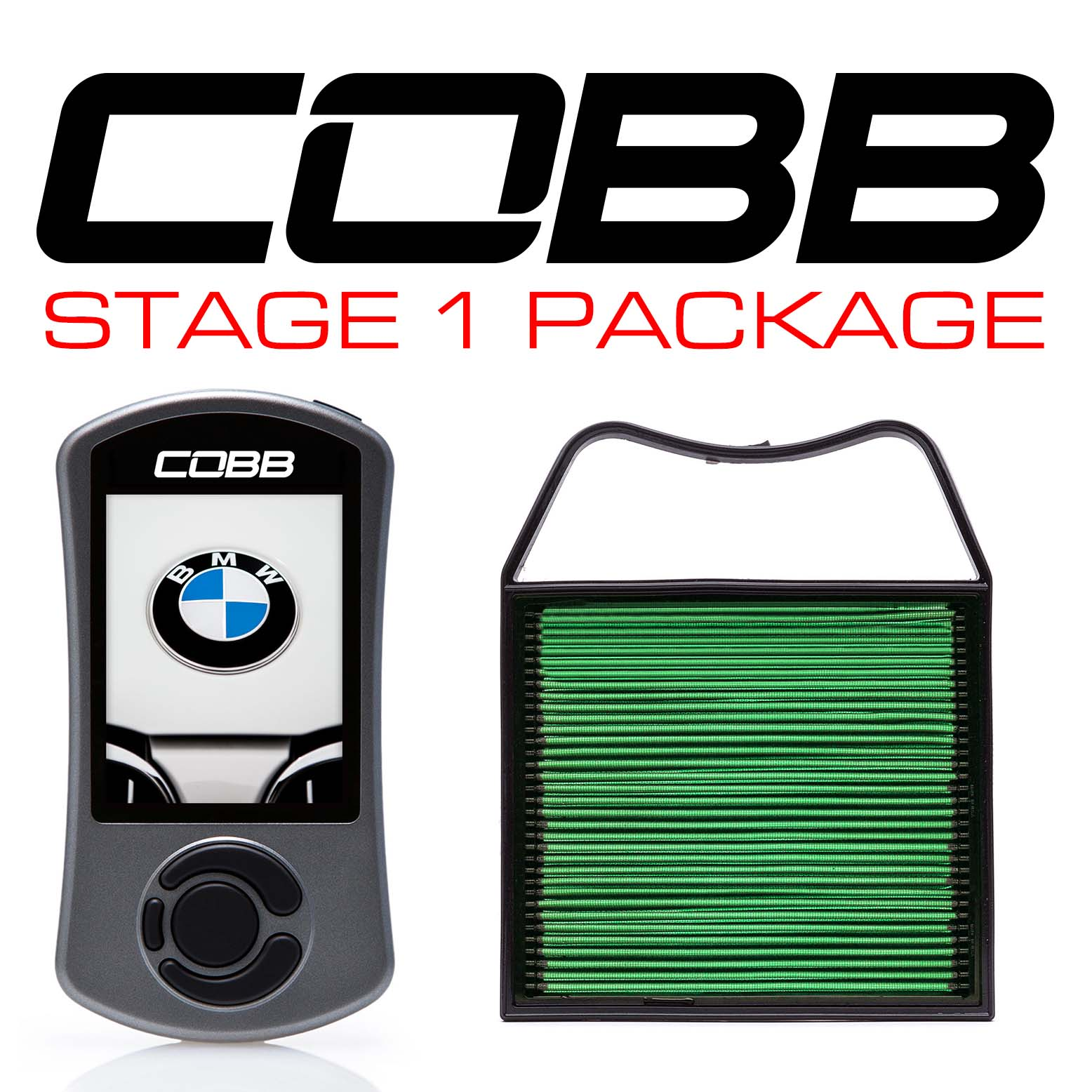 BMW N54 Stage 1 Power Package w/V3