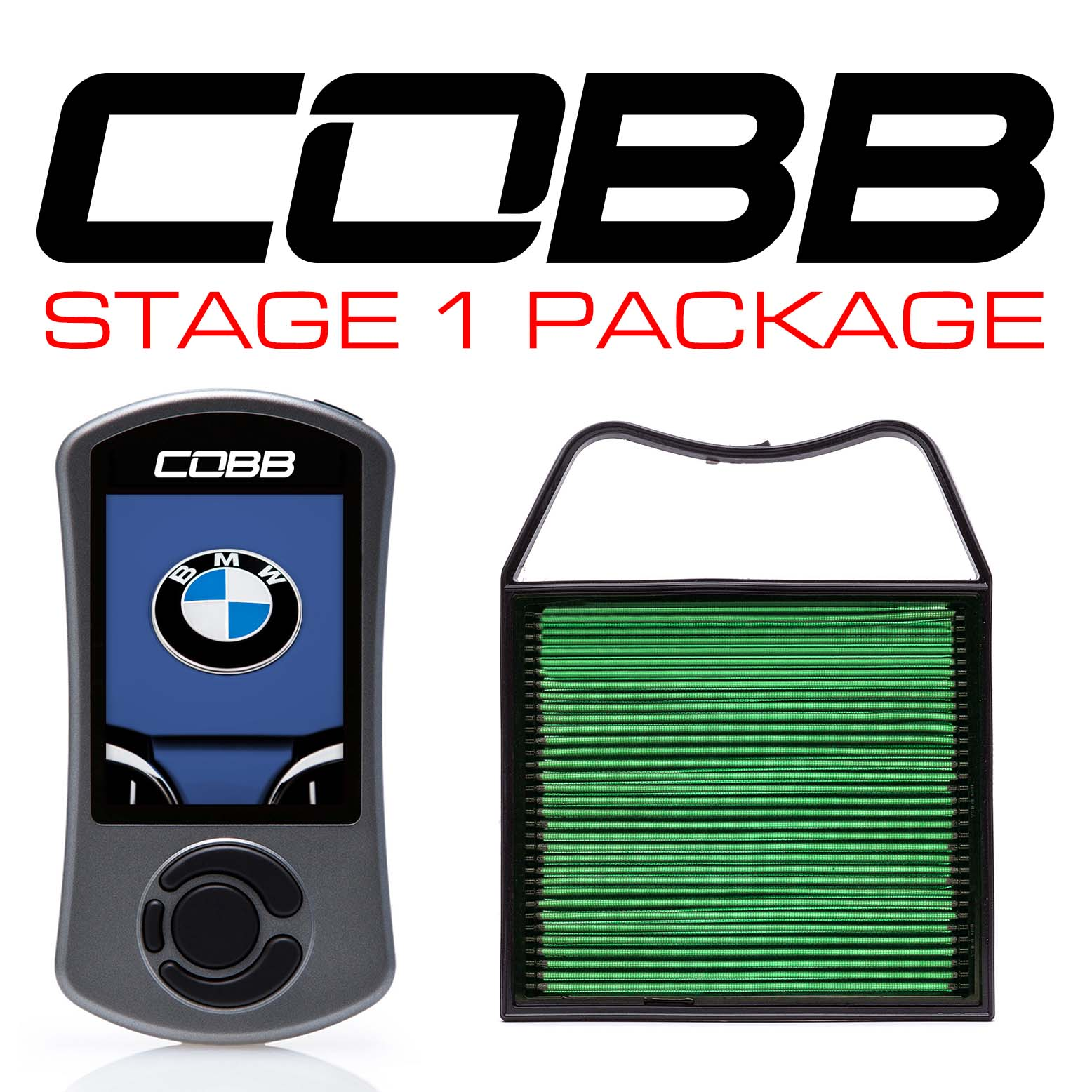 BMW N55 Stage 1 Power Package w/V3