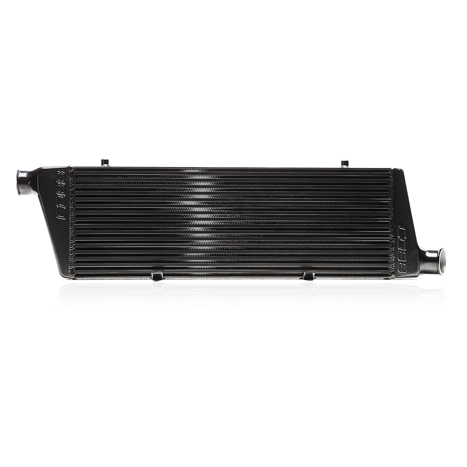 Subaru Front Mount Intercooler Core (Black) STI / WRX 2004-2007
