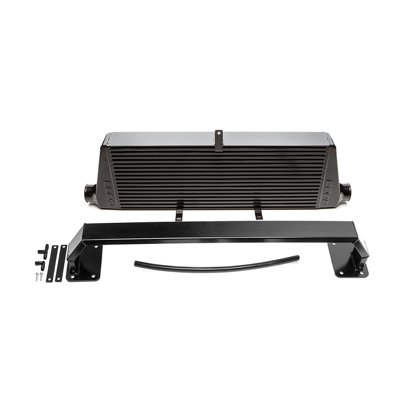 Subaru Front Mount Intercooler Kit (Black) STI 2011-2014