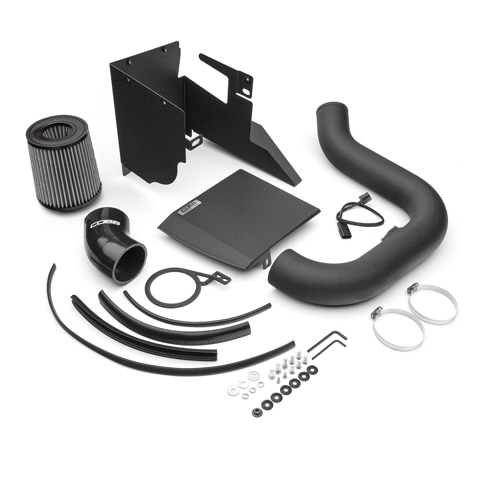 Subaru Stage 2 + Big SF Power Package Titanium (Non-Resonated J-Pipe) WRX Sedan 6MT 2015-2019