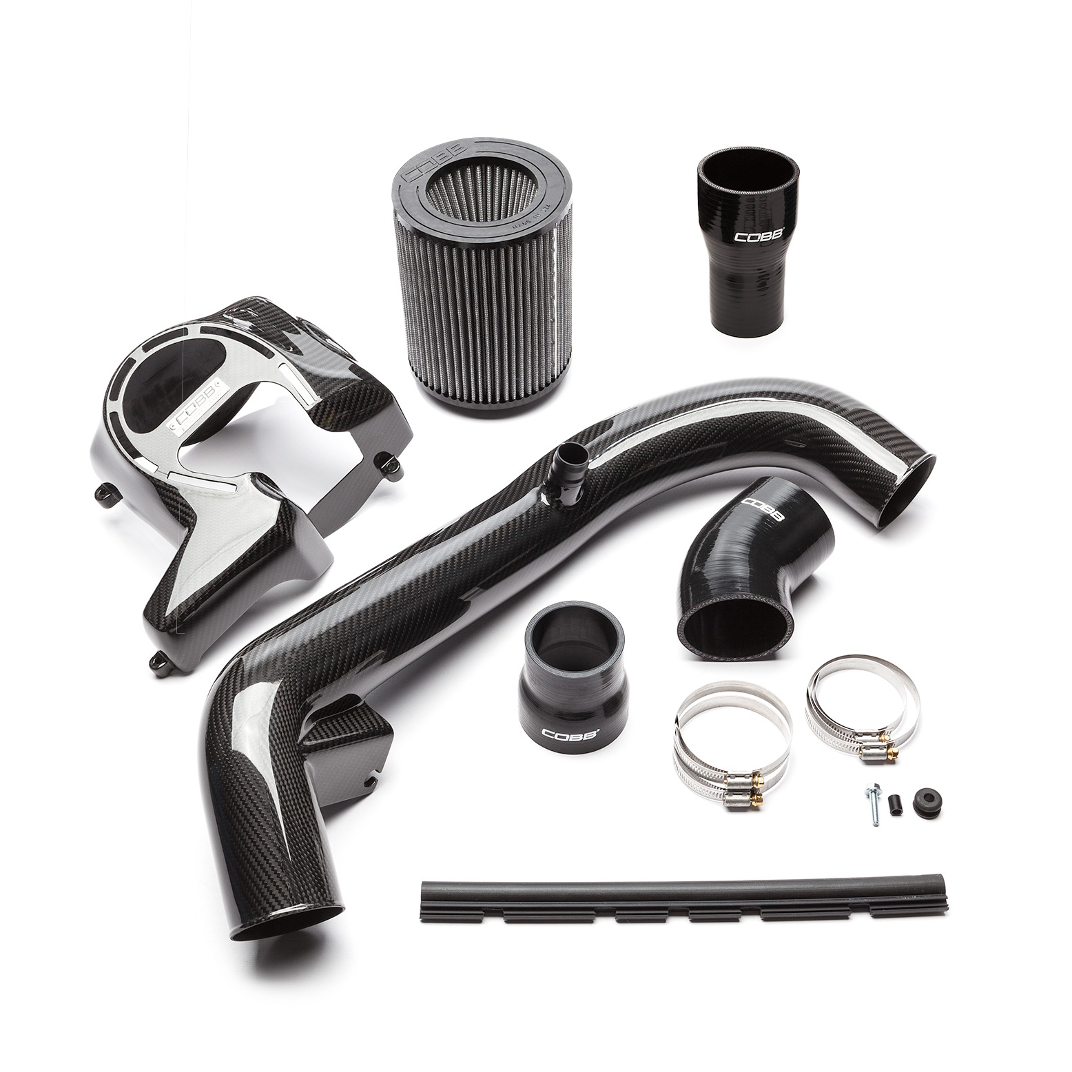 Ford Carbon Fiber Intake System Focus RS 2016-2018, Focus ST 2013-2018
