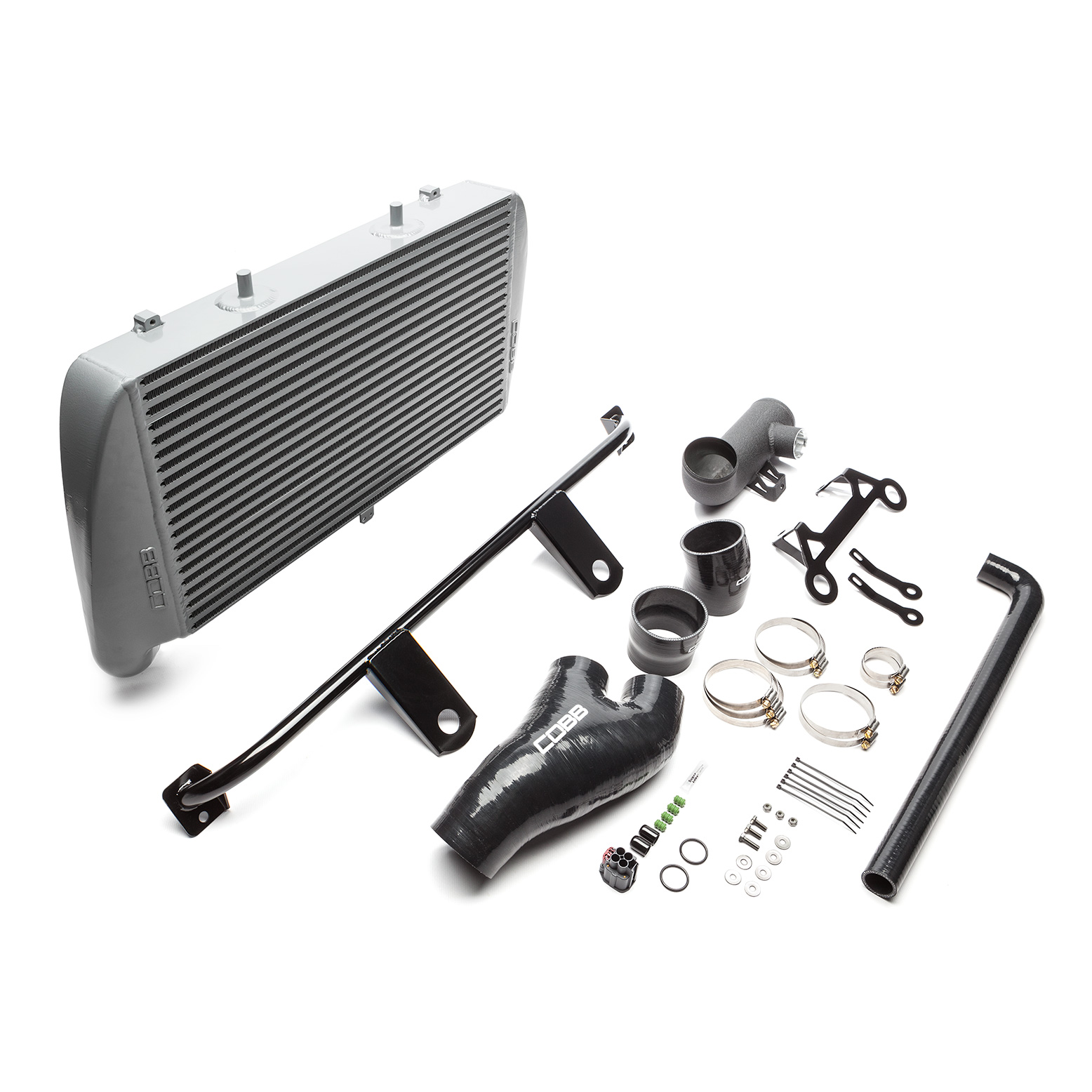 Ford Stage 2 Power Package Silver F-150 Raptor 2017-2018
