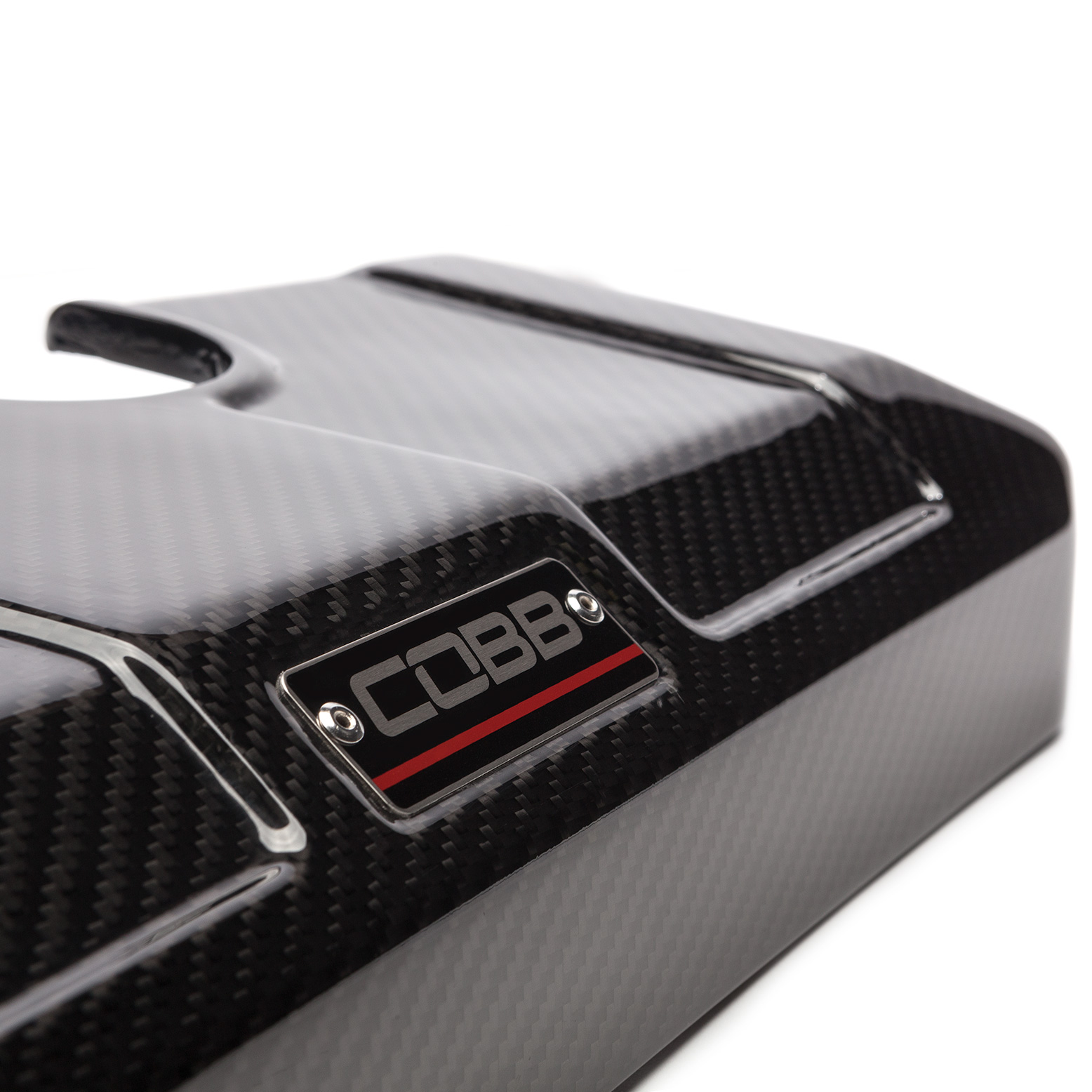 Ford Redline Carbon Fiber Coolant Cover F-150 EcoBoost Raptor / Limited / 3.5L / 2.7L