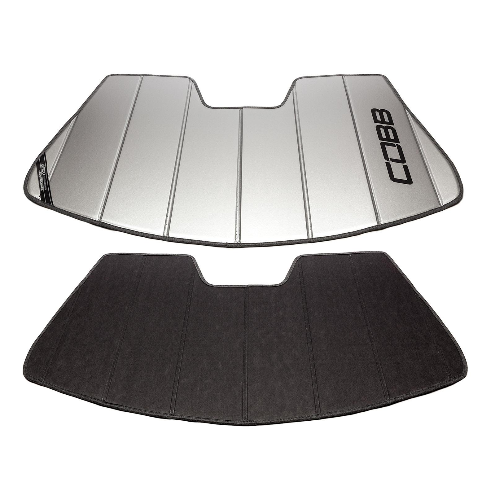 UR11246 Covercraft Flex Shade Windshield Sunscreen: 2012-18 Fits Porsche 911 Carrera Coupe 991 Silver