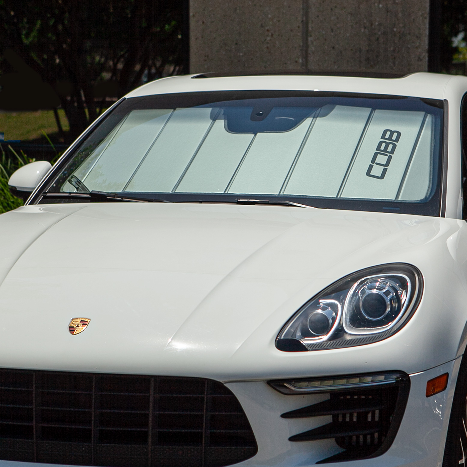 COBB x Covercraft Sun Shade Porsche Macan 2015-2020