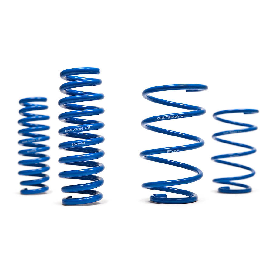 BMW 1-Series Sport Springs