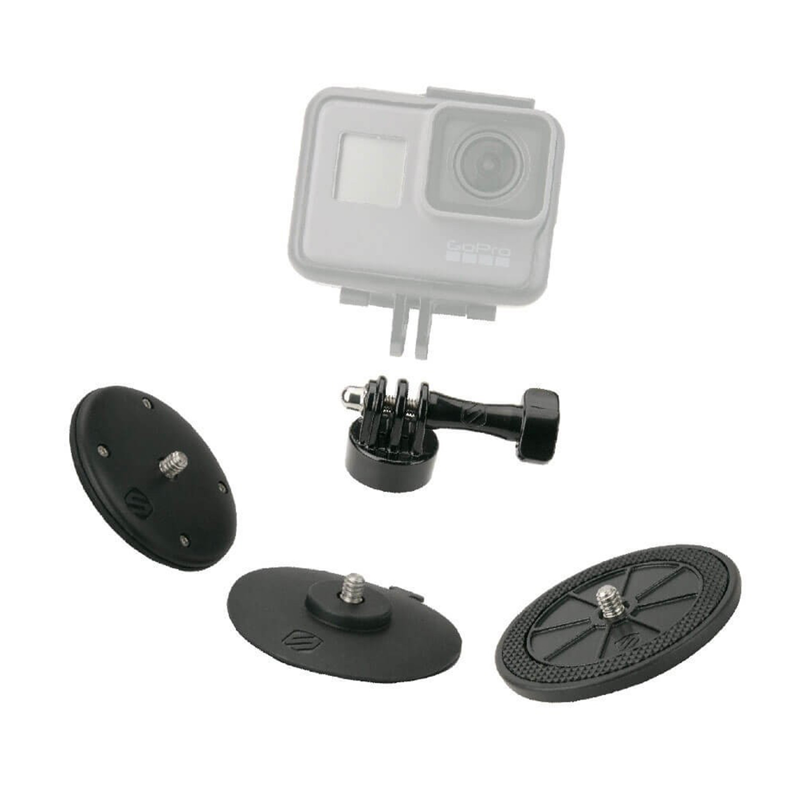 Scosche Magic Mount Action Mount Kit