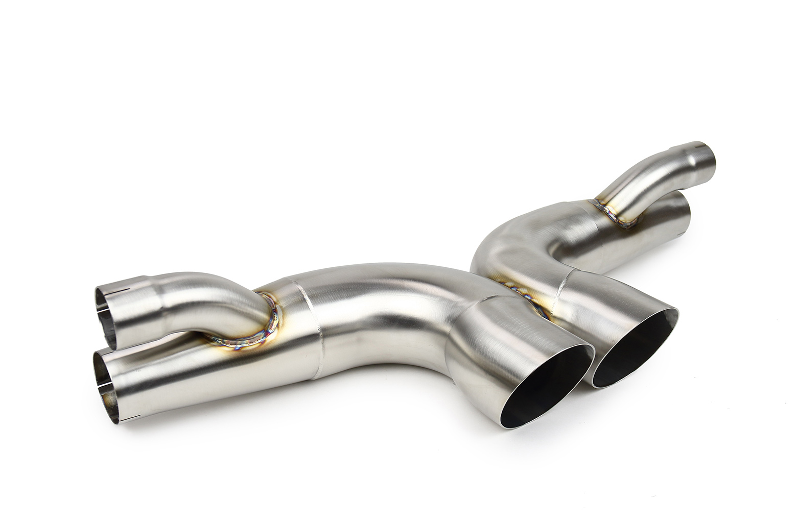 BBi Autosport Porsche 911 GT3 Street Cup (997) Center Section Exhaust Bypass