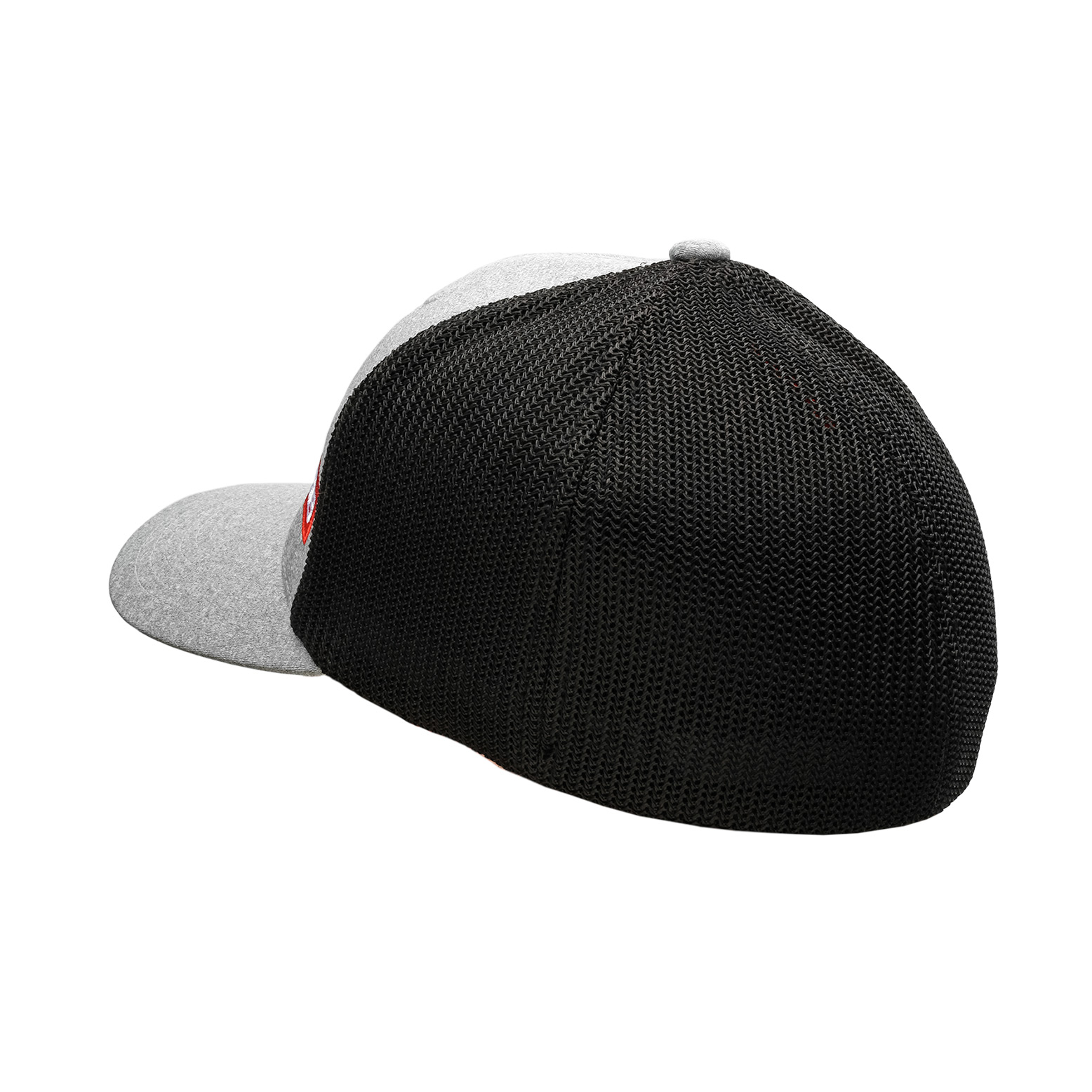 COBB Tuning Mesh 2-Tone Stretch Cap - Heather/Black