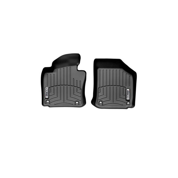 COBB x WeatherTech FloorLiner Vokswagen GTI 2010-2014 (Oval Floor Retention, AT Only)