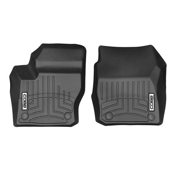 COBB x WeatherTech Front FloorLiner Ford Focus ST 2013-2018