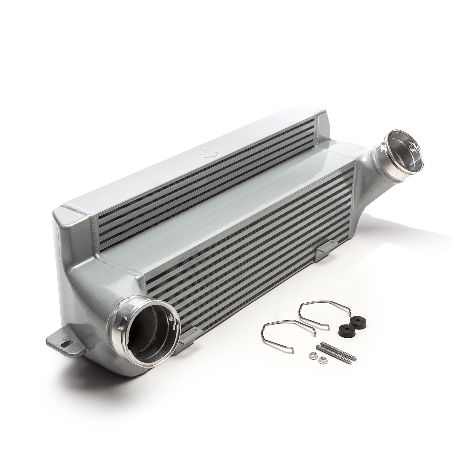 BMW CSF N54/N55 Front Mount Intercooler Silver