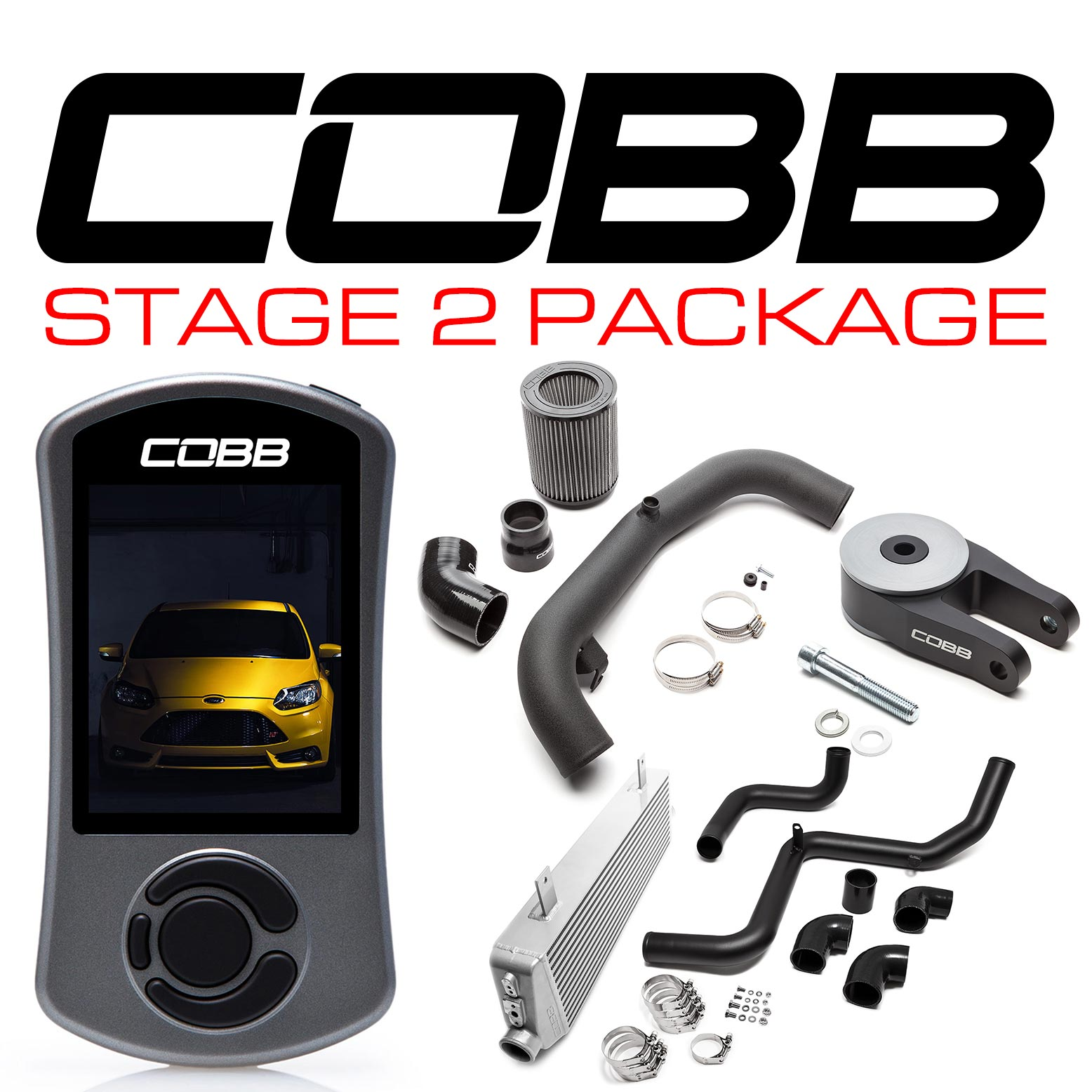 Ford Stage 2 Power Package Focus ST 2013-2018