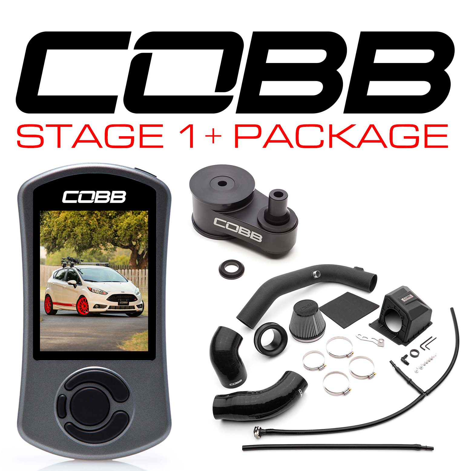 Ford Stage 1+ Power Package Fiesta ST 2014-2019